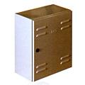 Caixa Metal para Contador